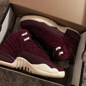 Jordan Retro 12 Bordeaux